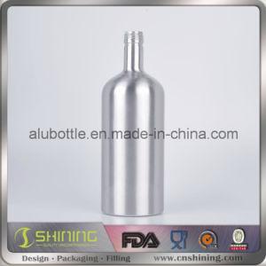 Aluminum Empty Engine Motor Oil Bottle pictures & photos