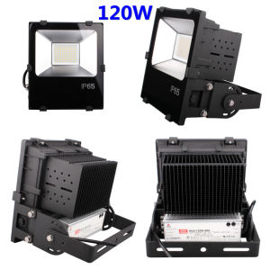 High Lumens LED Shoe Box Light with Meanwell Driver Philissmd IP65 200W 150W 120W 100W 70W Flood Lights pictures & photos