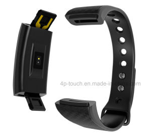 Colorful Screen Smart Bluetooth Bracelet with Waterproof IP67 K17s pictures & photos