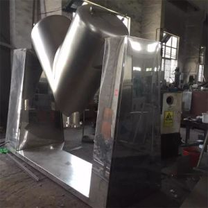 Automatic Pharmaceutical V Shell Power Granule Mixer pictures & photos