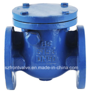 Ductile Iron BS5153 Swing Check Valve pictures & photos