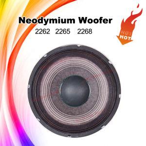 2262HPL 12′′ HiFi Aluminum Cone Super Woofer Speaker pictures & photos