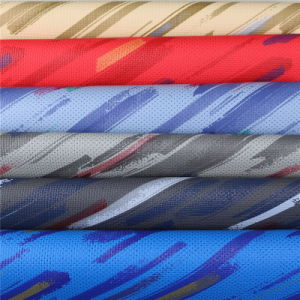 Decorative PVC Leather for Bags (HJ008#) pictures & photos