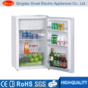 Home Single Door Upright Mini Bar Refrigerator with CE pictures & photos