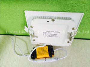 6W Square LED Panel Lamp pictures & photos