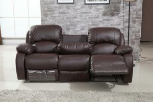 Home Furniture Wholesale Price Recliner Fabric Sofa pictures & photos