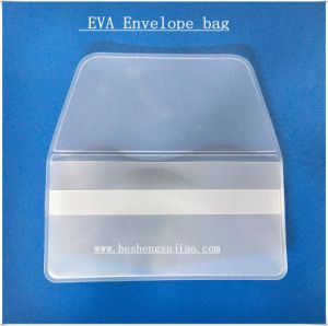 Plastic Matt EVA Envelope Pouch pictures & photos