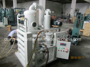 Vacuum Transformer Oil Dehydration Equipment/Vacuum Oil Dewatering System pictures & photos