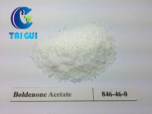 Male Hot Boldenone Acetate for Bodybuilding CAS 846-46-0 pictures & photos