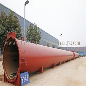 High Quality Industrial Steam AAC Brick Autoclave Manufacturer pictures & photos