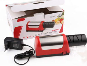 High Quality 3 Stage Electrical Knife Sharpener pictures & photos