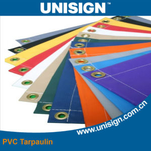 PVC Coated Polyester Canvas Tarpaulin pictures & photos
