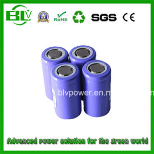 18350 700mAh 10A Discharge Rechargeable Li-ion Battery 18350 Battery High Rate Battery pictures & photos