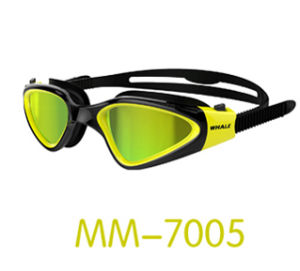 Swimming Goggles, Swim Goggles, Silicone Swimming Goggles (MM-7000) pictures & photos