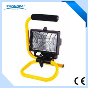 Portable Outdoor 120W Halogen Lamp pictures & photos