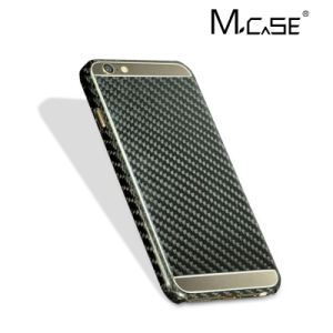 2016 Trending Real Carbon Fiber Cell Phone Case for Apple iPhone 6 6s pictures & photos