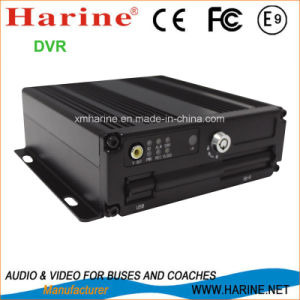 Mini Bus/Car Mobile SD Card DVR pictures & photos