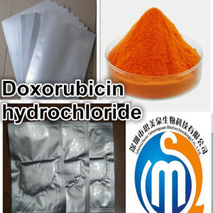 1g/Foil Antineoplastic Powder Doxorubicin HCl with Competitve Price pictures & photos