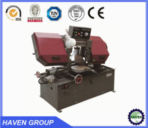 Band Sawing Machine for Metal Cutting pictures & photos