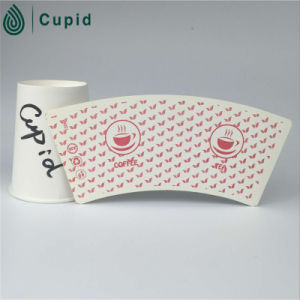 Hztl High Density Ivory Board Cup Paper for Fast Food pictures & photos