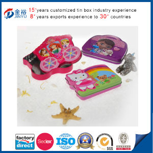 Little Kids Jewelry Tin Boxes pictures & photos