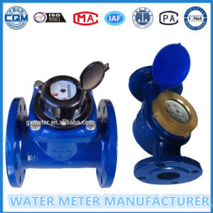 Dn100mm Datachable Woltmann Water Meter with Iron Body pictures & photos
