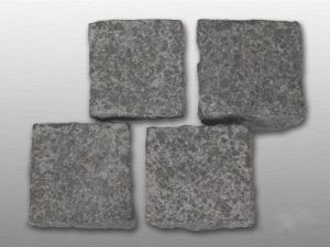 China Basalt G684 Landscape Cube Stone pictures & photos