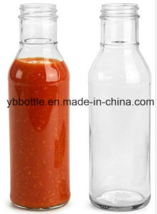 Hot Sauce Bottle Spice Bottle