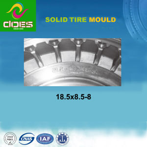 18.5X8.5-8 Solid Tubeless Tyre Mould pictures & photos