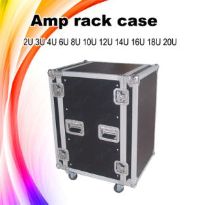 Power Amplifier Rack Flight Case pictures & photos