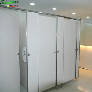 Factory Direct Sale HPL Toilet Cubicle Partition pictures & photos