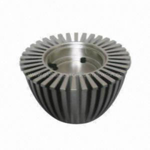 Aluminum Heat-Sink for LED Lights with Titanium Anodizing pictures & photos