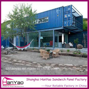 High Quality Steel Structure Epic Container Houses for Living pictures & photos