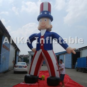Giant Customized Design Inflatable Character Cartoon pictures & photos