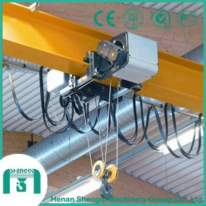 Lifting Equipment HD Type Single Girder Overhead Crane pictures & photos