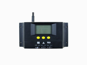 PWM Intelligent Solar Controller, 48V 20A with Large LCD Screen Display pictures & photos