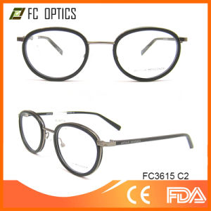 Custom Color Plastic Lenses Acetate Frame Material High Quality Glasses pictures & photos