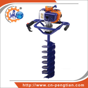 71cc Professional Earth Drill with 100mm; 150mm & 200mm Auger Bits pictures & photos