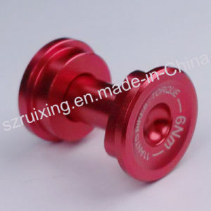Aluminum Bicycle Part with Colorful Anodizing