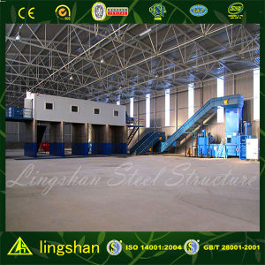 Qingdao Steel Structure Environment Friendly Barn pictures & photos