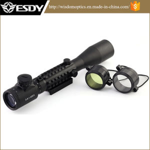 PRO Tactical 3-9X40e Fishbone Hunting Riflescope pictures & photos