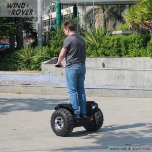 Wind Rover V6 China Two Wheel Balance Electric Chariot pictures & photos
