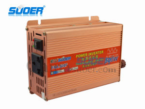 Suoer Power Inverter 500W Solar Power Inverter 48V to 220V Modified Sine Wave Power Inverter with CE&RoHS (FAA-500F) pictures & photos