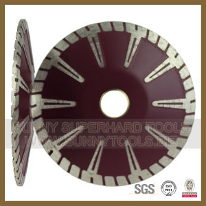 New Sunny Turbo Laser-Weld Diamond Saw Blade pictures & photos
