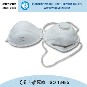 Disposable Respirator Dust Mask pictures & photos