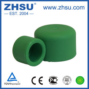 Hot Selling PPR Pipe Fitting Pipe Cap