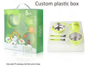 China Manufacturer PVC Box for Hotel Products (gift box-02) pictures & photos