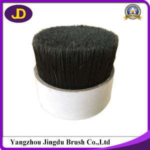 Pure Boiled Black Bristle with Yellow Tail pictures & photos