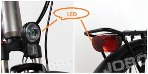 250W 8 Fun Middle Motor Electric Bicycle MTB Electric Bike (JB-TDA15L) pictures & photos