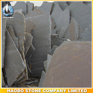 Wholesale Irregular Random Flagstone for Exterior Paving pictures & photos